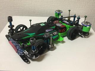 VSアスチュート  GREEN SP
