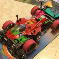 mini 4wd all in world