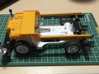 FMAR式マンモスダンプ搭載車(作成途中)