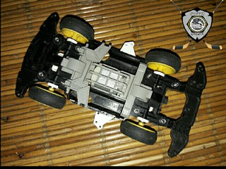 Inner Suspension MS Chassis