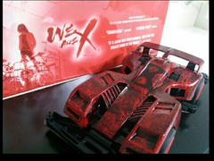 TRIDAGGER X JAPAN