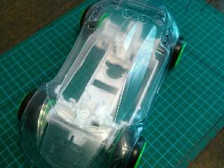 レース用マシン(工事中)