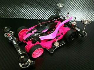 pink FMAR