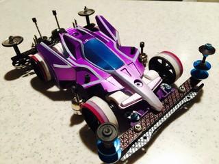 WBF VS 紫