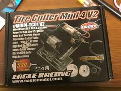 イーグルレーシング  タイヤカッターMini4 V2