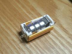 ボタン電池BOX