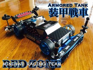 しろくまin Armored Tank-アーマード タンク-