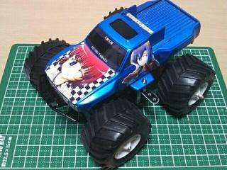 【痛四駆】トヨタ-ハイラックスS1