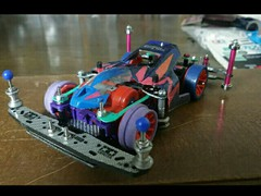 FMVS 紫号 3レーン機