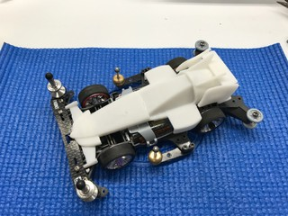 3DプリンターでMyミニ四駆を作ろう@TPF新橋
