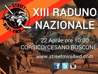 XIII Street Mini 4WD National Rally