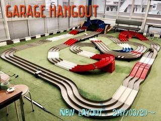 Garage Hangout ステチャン大会 R2