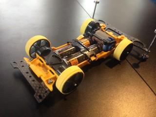 チューンモーター用vs車両