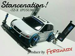 スタンスネーション!  TZ-X  イプサム
