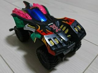 コミカルトライダガーWX