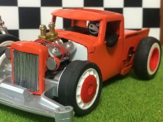 32 ford truck【ブルヘッド】