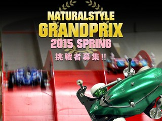 NaturalStyle GP 2015 SPRING