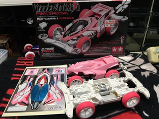 Thunder Shot Mk.Ⅱ PINK SPECIAL