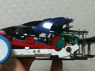 ドラゴンサスペンションpull式