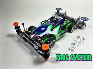 〖MS-frog system〗新结构!蛙式系统ms
