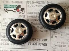 工作用タイヤ(タミヤ非公式)