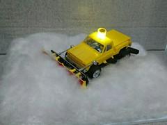 アニマル除雪車