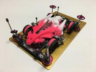 アバンテMk.III アズール Ver.Pink(MS)