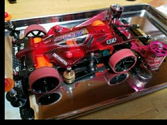 赤いVS-TT2