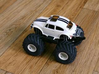 Monster Beetle(korean old toy)