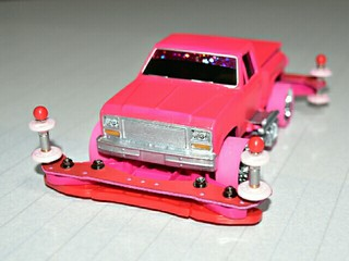 J.J Bright pink version