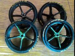 large wheel
