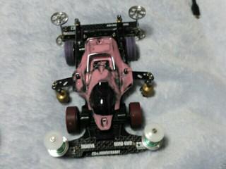 ピンクブラックサンダー