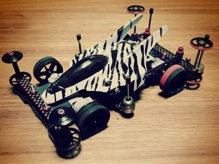 SX3レーン用プロトタイプ