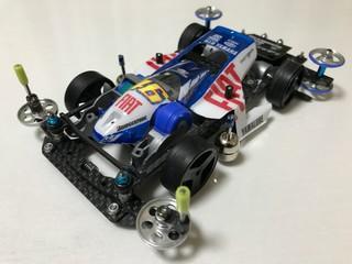 YAMAHAYZR-M1 FIAT風サンダーショットJr.