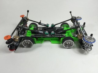 〖MS-FROGSYSTEM〗蛙式车v1.2 全车手工轻量化