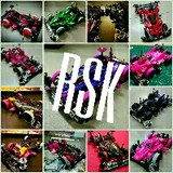 RSK TEAM  mini4wd thailan