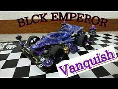 Vanquish VSパープル
