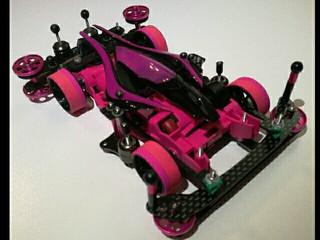 pink power! arfm