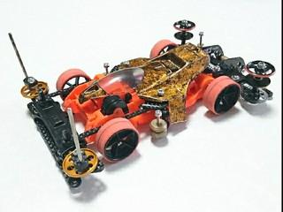 FMAR公式マシン(サンダーショットjr オレンジ)