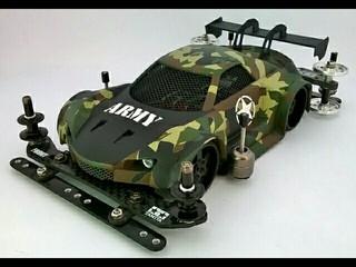 army theme.2017 best car