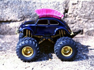 Monster Beetle(Korean old toy)