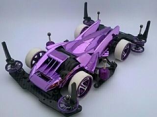 strato vector,purple edition