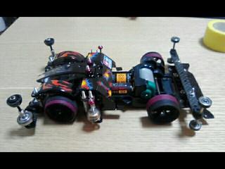 トライダガーxxR sfmR スーパーFMリバース