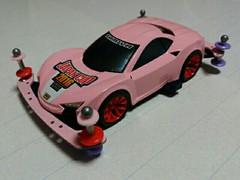ピンクのライキリ