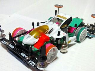 3レーン用 FMS2 フロントヒクオ 山椒Jr