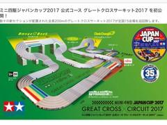 ジャパンカップ2017のコース