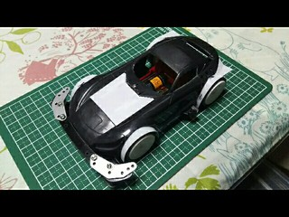 仮称17試作実験車
