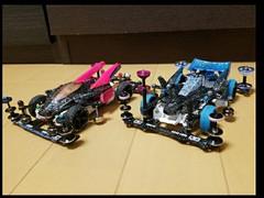 強化シャーシ 山椒mk2  MS~アバンテmk2  MA