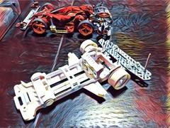 新車製造開始⁉️ TZ-X  Edition003