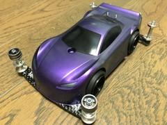 TRFワークス【紫】